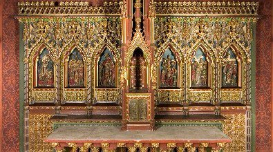 Pugin Alter