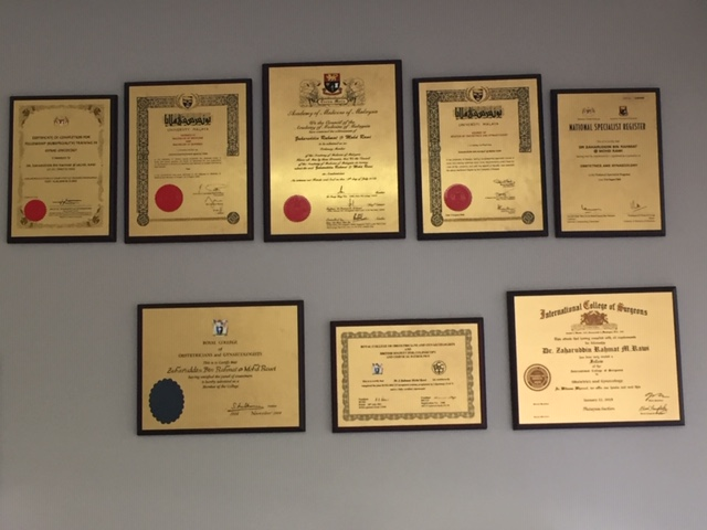 certs in clinic