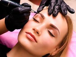 Перманентный макияж бровей и губ от мастера Аллы Смирновой
