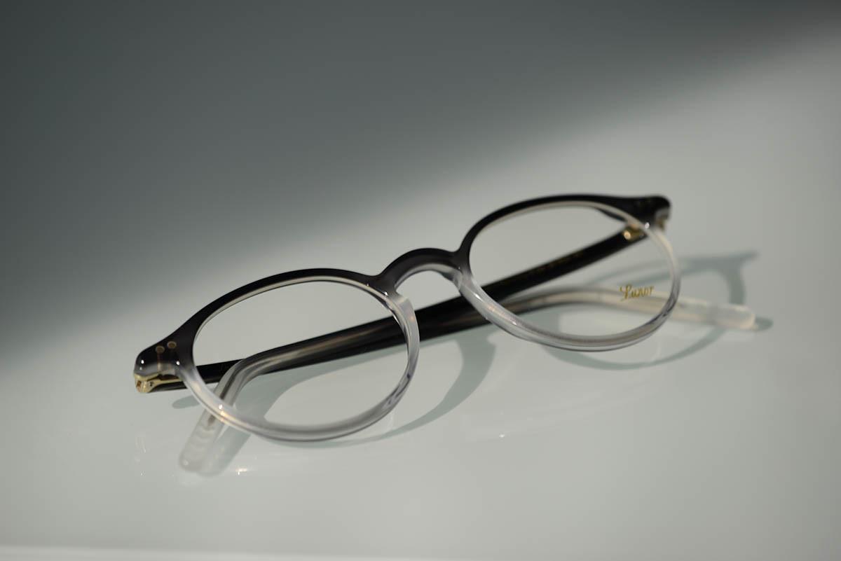 Lunettes Lunor noir & blanc