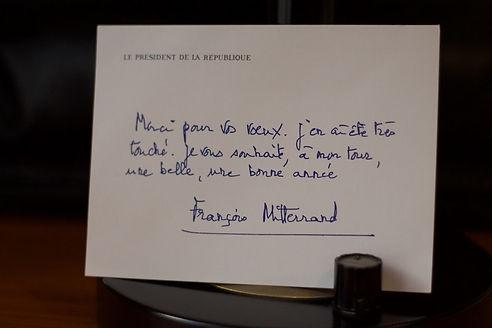 Lunettes François Mitterrand