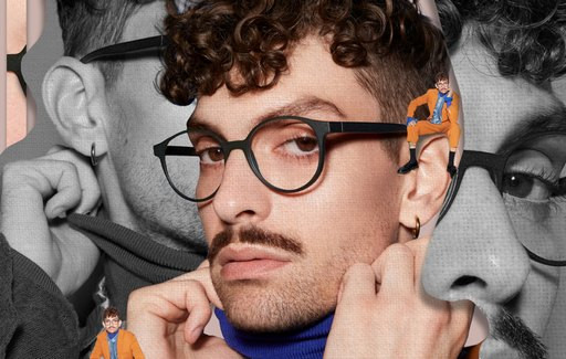 lunettes gotti homme