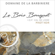 Etiquette Le Bois Bouquet