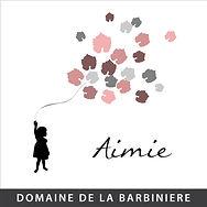Etiquette Aimie