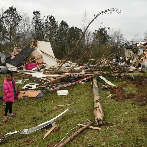 A message for Lee County from a Tuscaloosa survivor: You will be brave after the storm