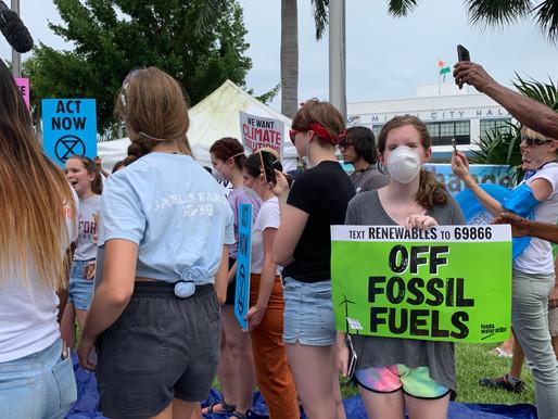 Miami Youth Climate Strike