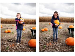 Creative tips for spooktastic photos at  Halloween!