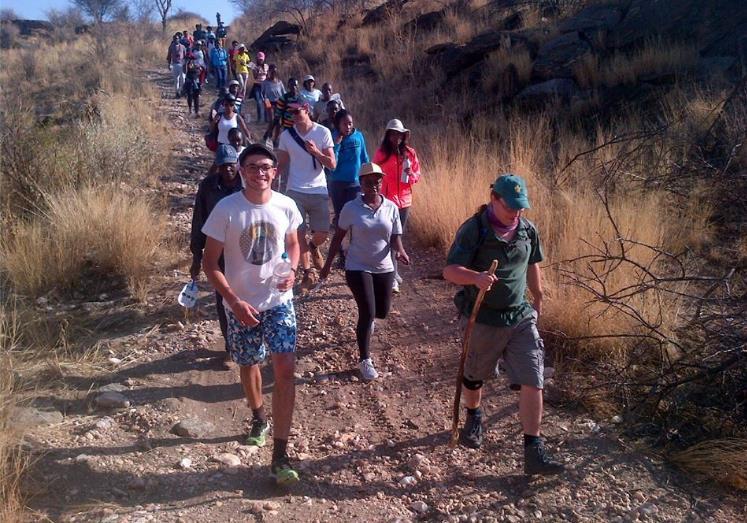 Hiking Pic #1