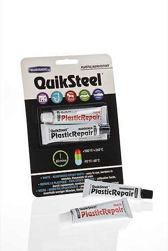 Quiksteel - Plastic Repair - Paste