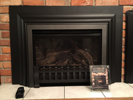 Fireplace Showcase: Valor G3 Insert