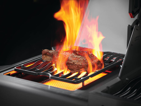 Let's Talk BBQs: Napoleon P500RSIB