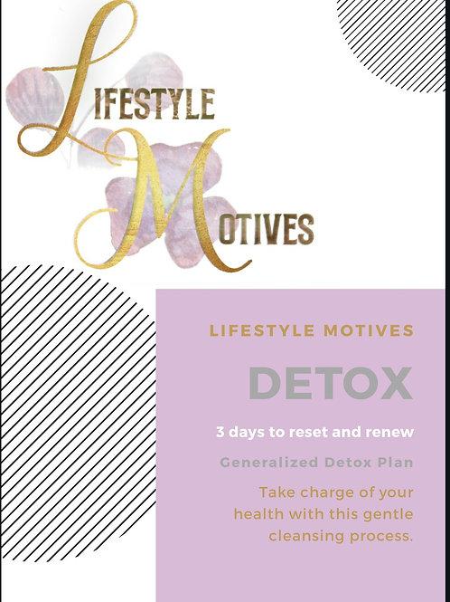 3 – Day Detox