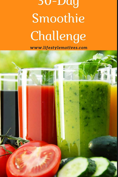 30- Day Smoothie Challenge