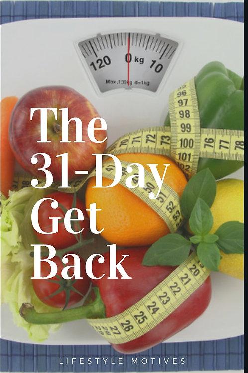 30-Day Get Back