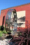 vitrines sur l,art oeuvre recycl'art.JPG