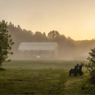 Un matin à Champboisé