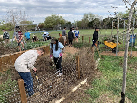 Keep Nolanville Beautiful Receives Top Affiliate Status From Statewide Organization