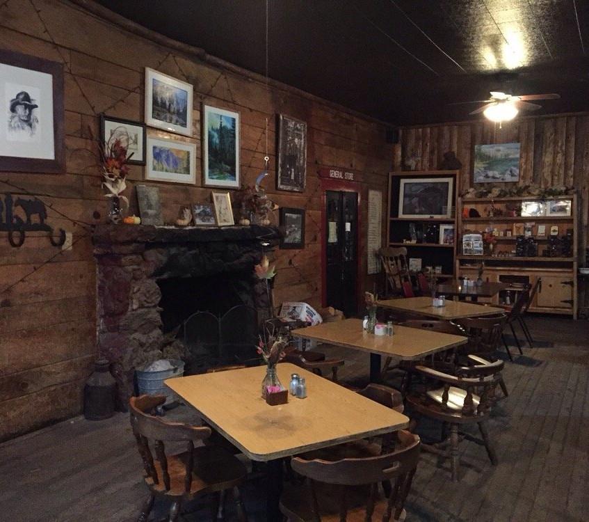 pinehurst interior