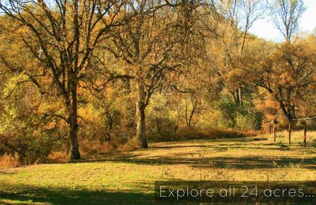 Autumn In The Sierra's