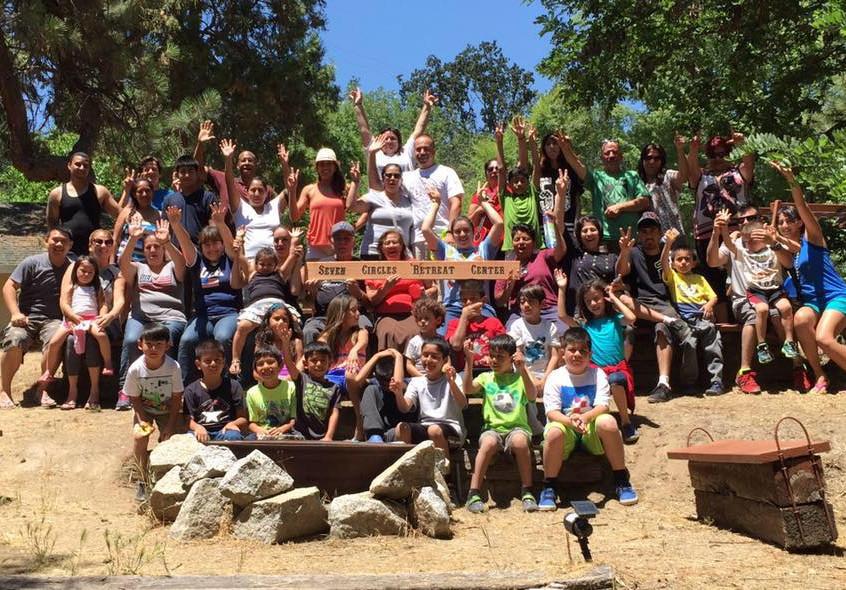 Family Reunion Sierra Mountains