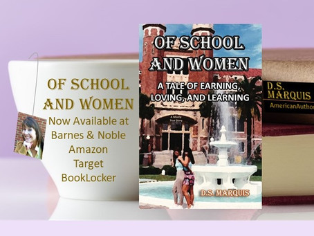 """OF SCHOOL AND WOMEN Near-miss Story is Testimony to the Idiom, """"If you can't be good, be careful."""""""