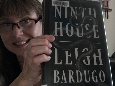 What I Just Read: A D.S. Marquis Book Review of Ninth House by Liegh Bardugo