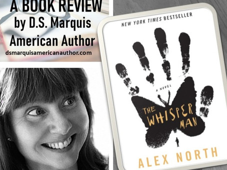 What I Just Read: A D.S. Marquis Review of The Whisper Man by Alex North