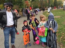 Halloween Parade 2016