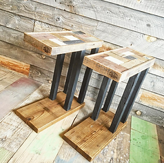 PW SIDE TABLE