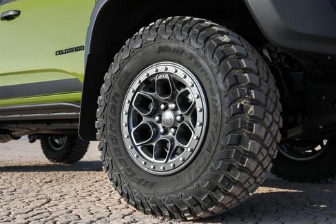 American Expedition Vehicles - Chevrolet Colorado