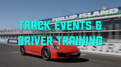Track Events & Driver Training