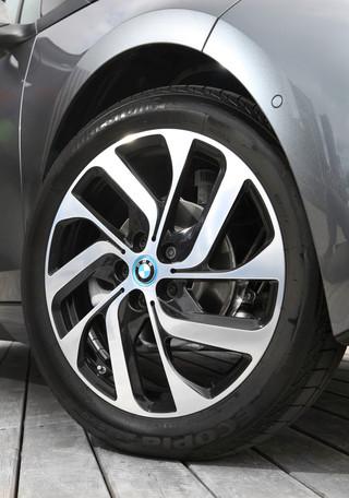 BMW i3 PR Photography