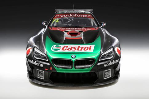 BMW M6 GT3 RACECAR