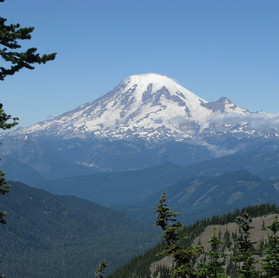 Mt. Rainier from White Pass