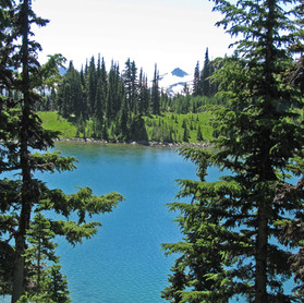 Shoe Lake - White Pass