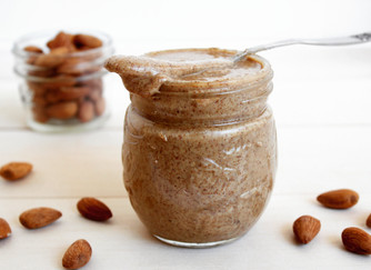 Maple cinnamon almond butter