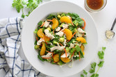 Sesame mandarin chicken salad