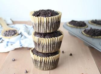 Blender Chocolate Muffins
