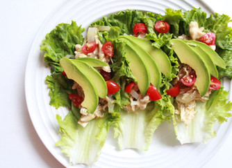 Slow cooker tomatillo chicken tacos