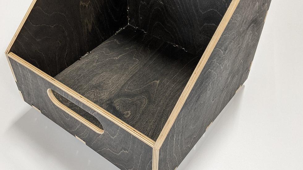 Vinyl Viewing Crate