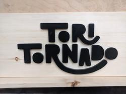 Tori Tornado Sign