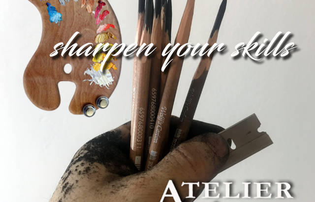 Get your hands dirty in a safe & supportive creative environment….