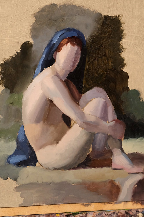 Painting the Figure in Oils with Geoffrey Klepeis
