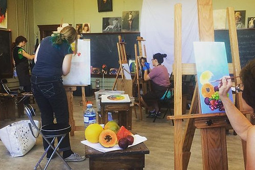 Directed Studies Painting - fall session #2