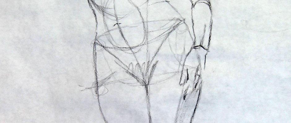 Foundations 1 - Gesture -Full Figure Anatomy Studies -