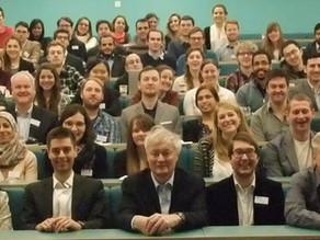 Prizes Awarded at 5th UK Solar Fuels Symposium