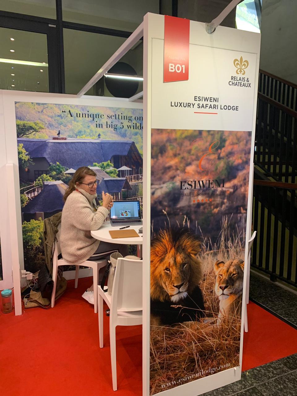 Esiweni Luxury Safari Lodge , Relais&Chateaux, We Are Africa 2019