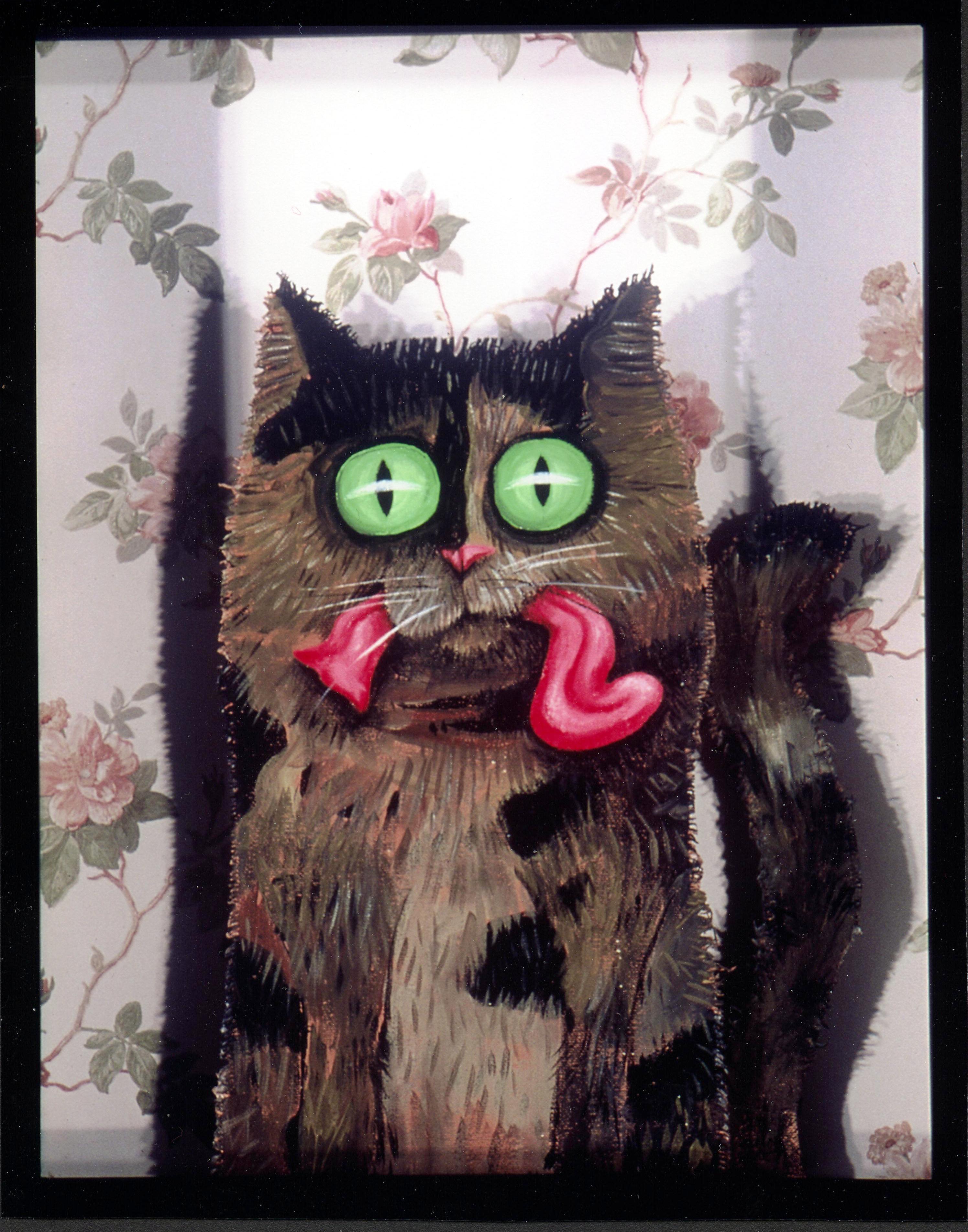 Cat Got Your Tongue?