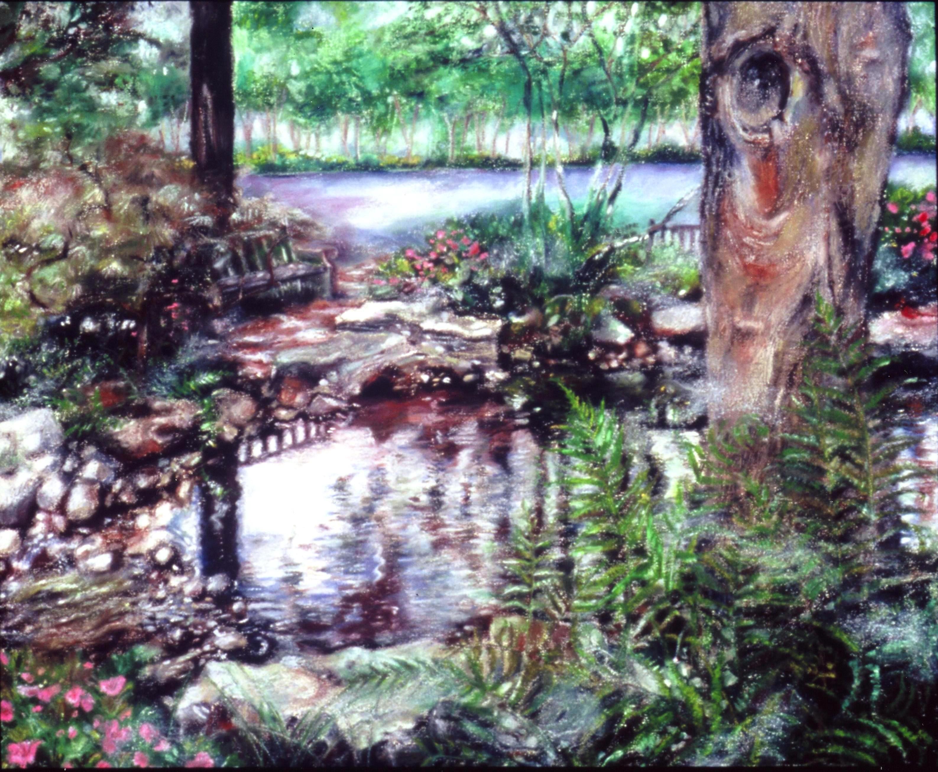 Palmer Fern Dell, Dallas Arboretum