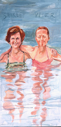 Shirley and Wier